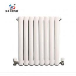 钢制50x25圆头散热器
