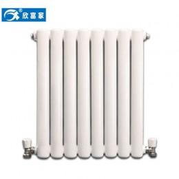 散热器十大品牌欣富家散热器钢制暖气片60x30方头散热器