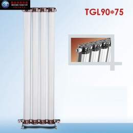鑫森迪散热器  罗马柱90x75散热器