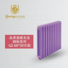 钢制60x30方圆散热器