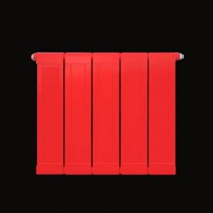 天津暖气片厂家|铜铝复合散热器|铜铝复合132x60散热器