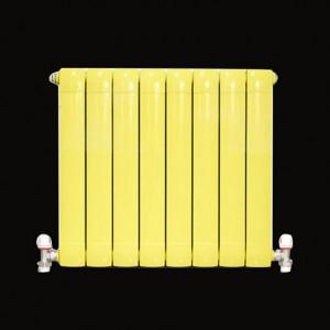优质暖气片厂家|低碳钢暖气片|铜铝复合80x80散热器