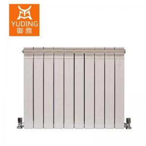 御鼎散热器 铜铝复合75x75防熏墙散热器