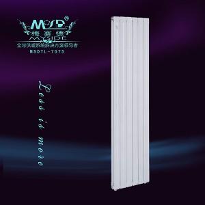 铜铝75x75散热器