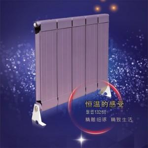 铜铝复合132x60散热器