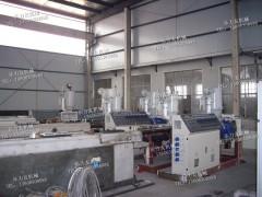 供应厂家直销塑料地暖管生产机械 pert管生产线 青岛乐力友 pb管挤出机器供应厂家 塑料机械