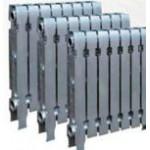批发各种规格铸铁暖气片、玛钢管件、电暖、锅炉所有配件