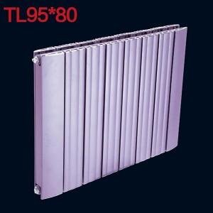 铜铝复合95X80散热器|招财进宝散热器
