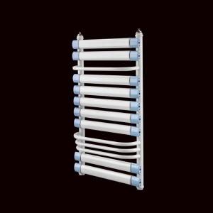铜铝扁管背篓|招财进宝散热器