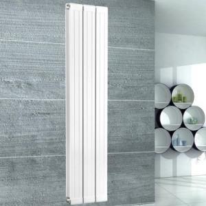 铜铝复合132X60散热器 艾嘉尼散热器
