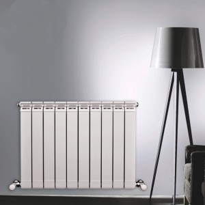 铜铝复合75x75防熏墙散热器|伊利诺伊散热器