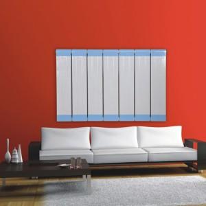 铜铝复合132x60散热器|伊利诺伊散热器