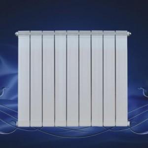 铜铝复合100x60防熏墙散热器|博克瑞斯散热器