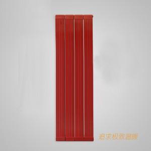 铜铝复合114x60散热器|玉田暖通暖气片厂