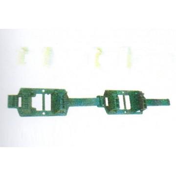 新型锁带支架