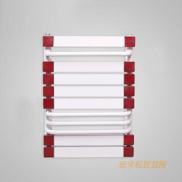 铜铝600卫浴方管背篓散热器|格力雅诺散热器