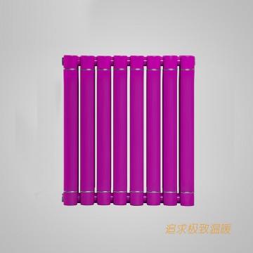 铜铝复合50x85散热器|鑫达散热器