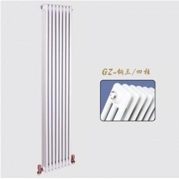 钢三-四柱散热器