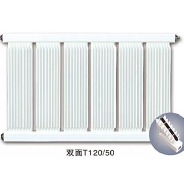 双面T120x50铝合金散热器