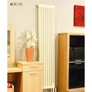 钢制三柱散热器