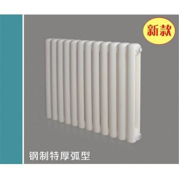 钢制60x30特厚弧型片头散热器