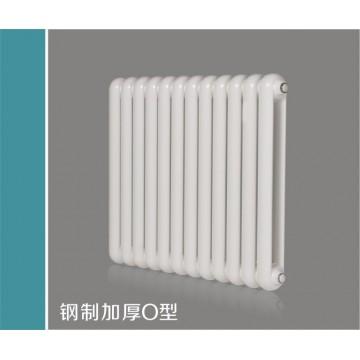 钢制加厚60x30 O型片头散热器