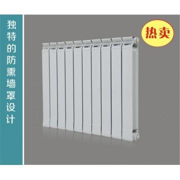铜铝75x75款(防熏墙设计)散热器
