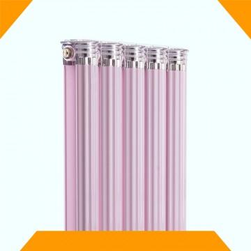 铜铝复合圆罗马柱散热器