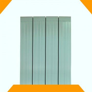 铜铝复合165 x75散热器