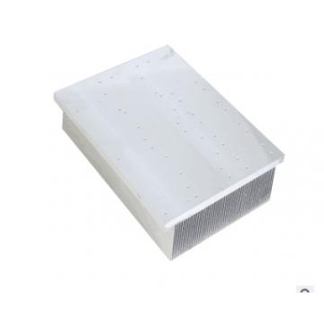 厂家直销插片散热器铝型材散热器软启动散热器光伏逆变器用