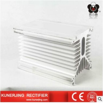 软起动散热器晶闸管软启动模块160KW软启动散热器
