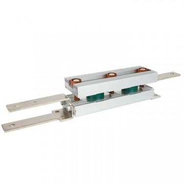 45KW软起动散热器 晶闸管软启动模块铝型材散热器