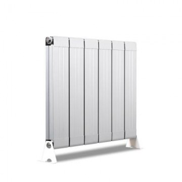 铜铝复合114x60散热器