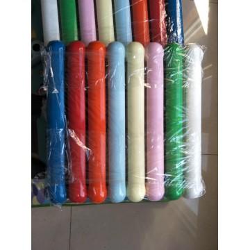 彩色散热器样品