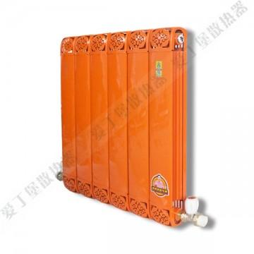 铜铝复合97x85散热器|爱丁堡散热器