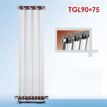 罗马柱90*75散热器|钢制暖气片厂家