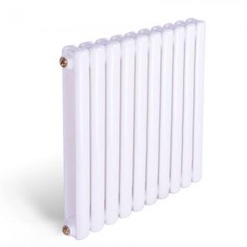 钢制60方片头散热器