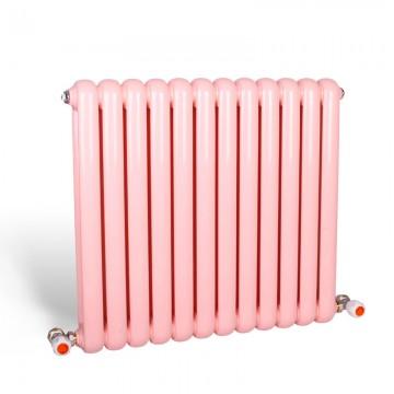 暖京城散热器|钢制50圆双柱散热器
