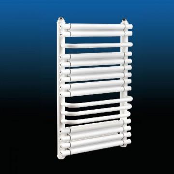 铜铝圆管卫浴散热器|大诚散热器