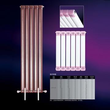 新钢制70x63散热器 大诚散热器