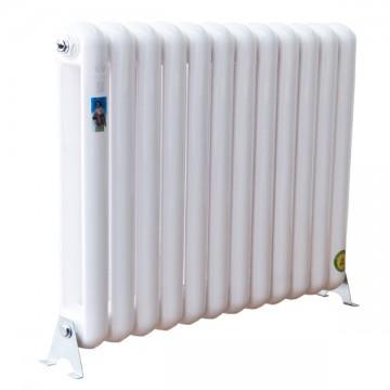 圣蒂罗澜散热器钢制70圆供热家用自采暖暖气片壁挂式
