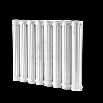 奥澜德散热器|铜铝复合90x75罗马柱散热器