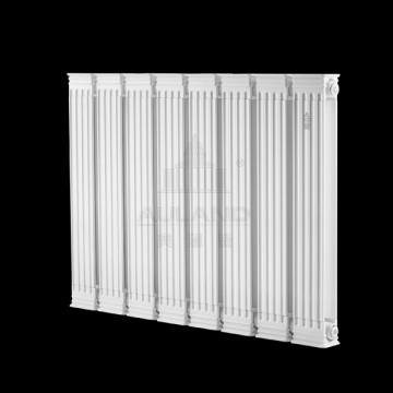 奥澜德散热器|铜铝复合90x60方罗马柱散热器