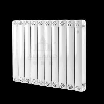 奥澜德散热器|铜铝复合80x80散热器