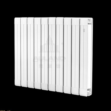 奥澜德散热器|铜铝复合75X75散热器