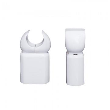 散热器φ22铜铝卫浴挂件(ABS)3|京华塑业