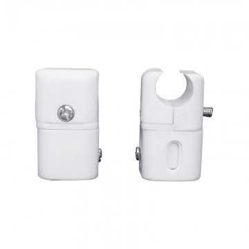 散热器φ22铜铝卫浴挂件2|京华塑业