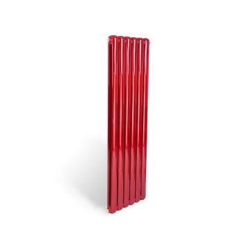 GZ-70圆-红色散热器|奥尔堡散热器