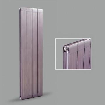 铜铝复合114X60双水道|金世佳德艺散热器
