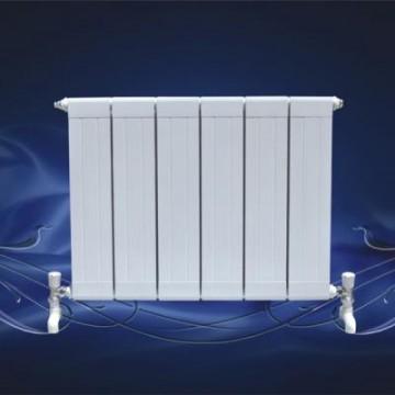 铜铝复合132X60散热器|暖鑫世家散热器